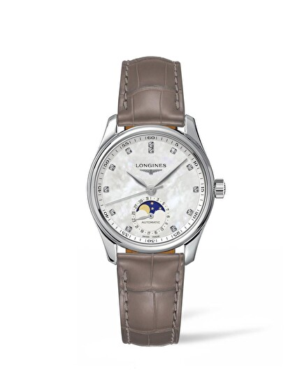 The Longines Master Collection L2.409.4.87.4