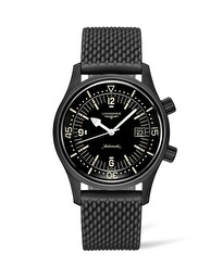 The Longines Legend Diver Watch L3.774.2.50.9