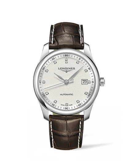 The Longines Master Collection Strap XL L2.793.4.77.5