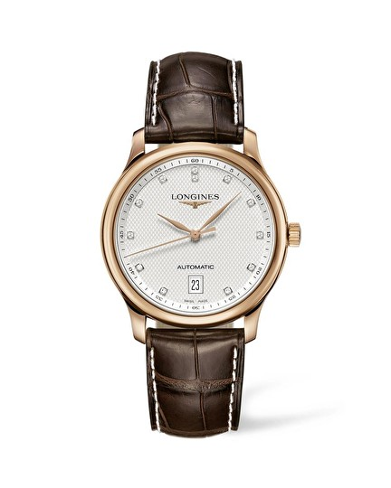 The Longines Master Collection Strap XL L2.628.8.77.5
