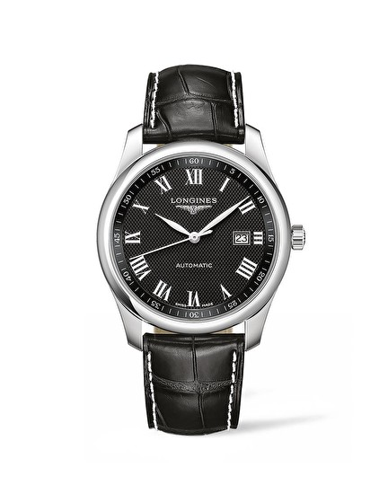 The Longines Master Collection Strap XL L2.793.4.51.8