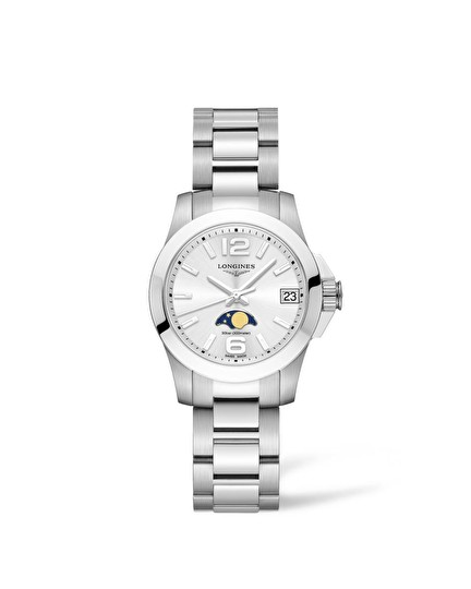 Conquest Moonphase L3.380.4.76.6