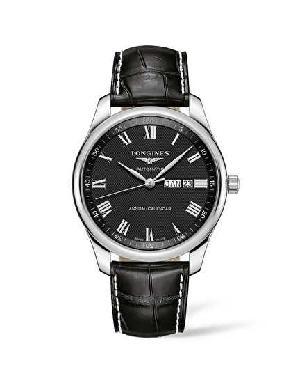 The Longines Master Collection Strap XL L2.920.4.51.8