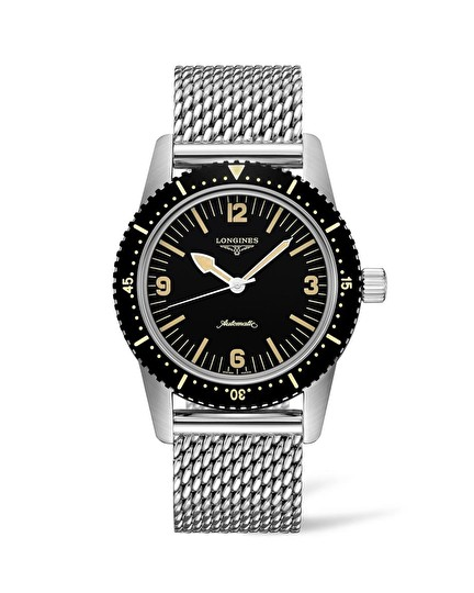 The Longines Skin Diver Watch L2.822.4.56.6