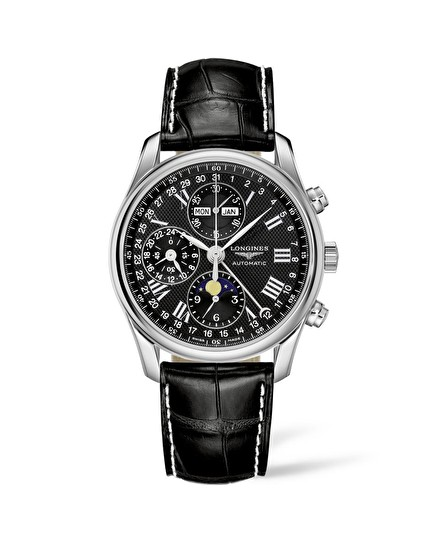 The Longines Master Collection Strap XL L2.673.4.51.8