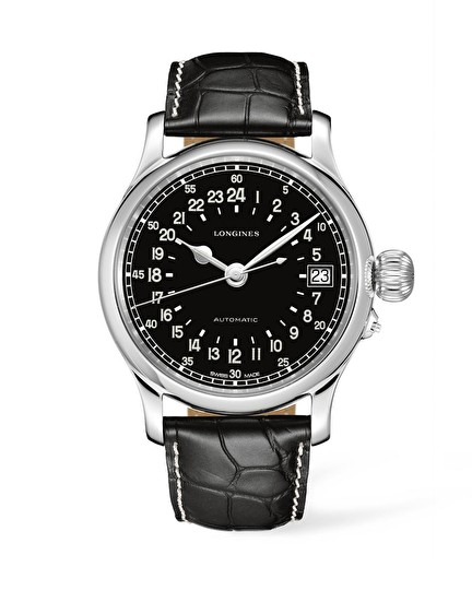 The Longines Twenty-Four Hours L2.751.4.53.4