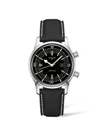 The Longines Legend Diver Watch L3.374.4.50.0
