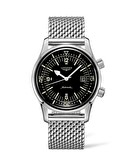 The Longines Legend Diver Watch L3.774.4.50.6