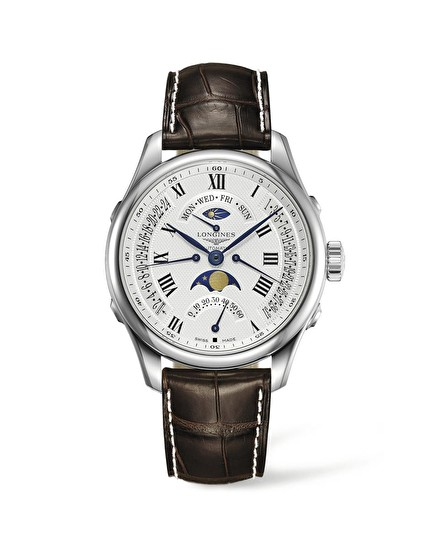 The Longines Master Collection Strap XL L2.738.4.71.5