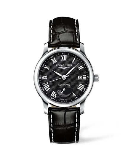 The Longines Master Collection Strap XL L2.708.4.51.8