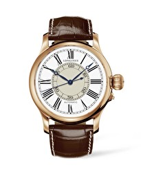 The Longines Weems Second-Setting Watch L2.713.8.11.0