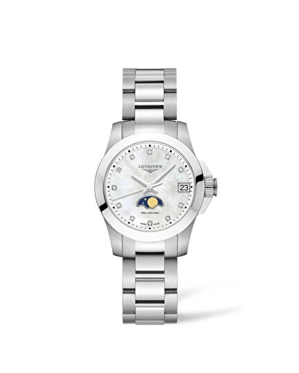 Conquest Moonphase L3.380.4.87.6