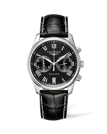 The Longines Master Collection Strap XL L2.629.4.51.8