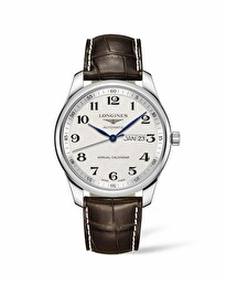 The Longines Master Collection Strap XL L2.920.4.78.5