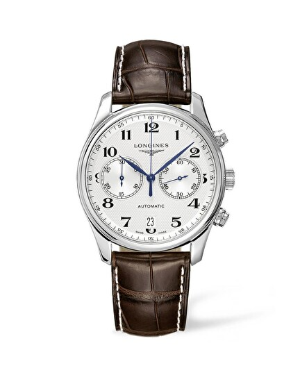 The Longines Master Collection Strap XL L2.629.4.78.5