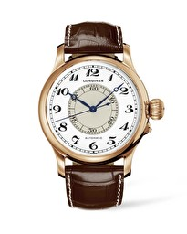 The Longines Weems Second-Setting Watch L2.713.8.13.0