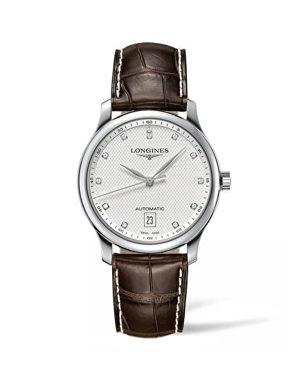 The Longines Master Collection Strap XL L2.628.4.77.5