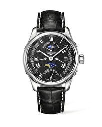 The Longines Master Collection Strap XL L2.739.4.51.8