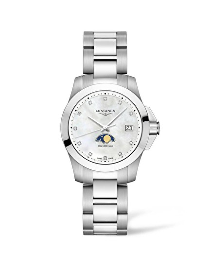 Conquest Moonphase L3.381.4.87.6