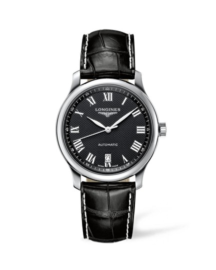 The Longines Master Collection Strap XL L2.628.4.51.8