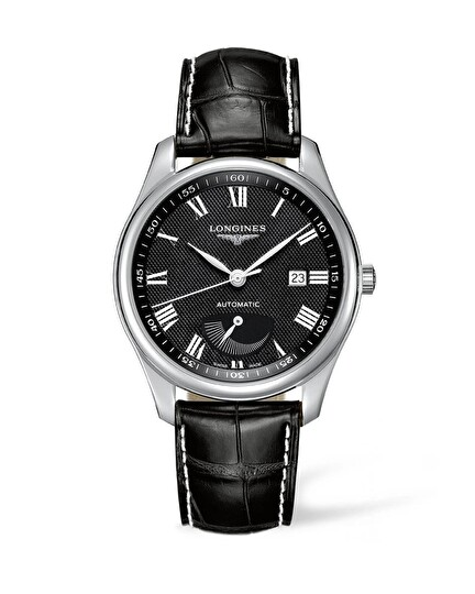 The Longines Master Collection Strap XL L2.908.4.51.8