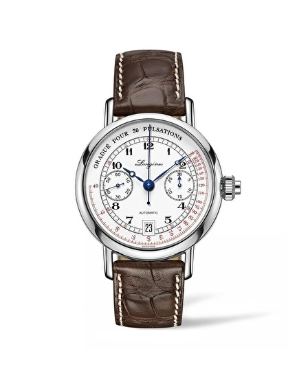 The Longines Pulsometer Chronograph L2.801.4.23.2