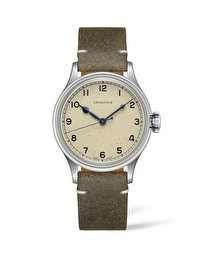 The Longines Heritage Military L2.819.4.93.2