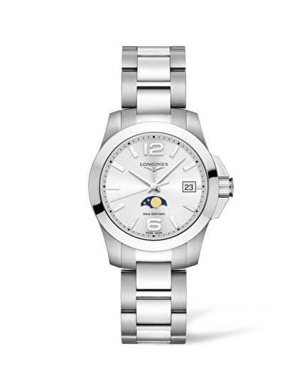 Conquest Moonphase L3.381.4.76.6