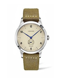 The Longines Heritage 1945 Strap XL L2.813.4.66.2
