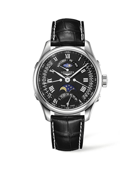 The Longines Master Collection Strap XL L2.738.4.51.8